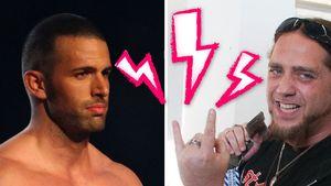 Ring frei: Martin Kesici und Jay Khan fighten!