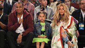 Jay-Z, Beyoncé und Blue Ivy