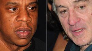Rückruf-Rüffel: Jay-Z verärgert Robert De Niro