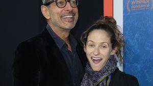 Jeff Goldblums ganzer Stolz: So rund ist seine Frau!