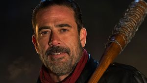 "Jeffrey Dean Morgan in ""The Walking Dead"""