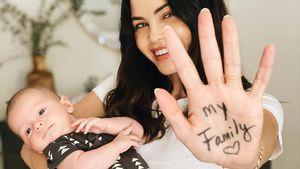 Neues Bild: So groß ist Jenna Dewans Baby Callum geworden!