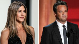 Keine Friends? Jennifer Aniston hat Streit mit Matthew Perry