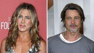 Jen Aniston & Brad Pitt: Wiedersehen bei den Golden Globes?