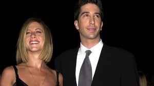 Wilde Gerüchte: Jen Aniston und David Schwimmer ein Paar?