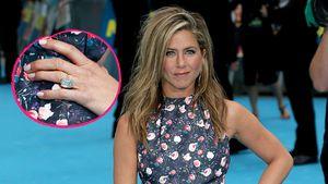 Jennifer Aniston: Was hat dieser Ring zu bedeuten?