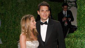 Reunion-Gerüchte: Kuschelt John Mayer mit Jen Anistons Hund?