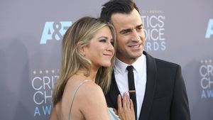 "Jennifer Aniston und Ehemann Justin Theroux bei den ""Critics' Choice Awards"" 2016 in Santa Monica"