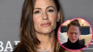 Fans besorgt: Jennifer Garner bricht auf Insta in Tränen aus
