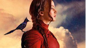Heiße Kriegerin! Jennifer Lawrence postet neues Kino-Plakat