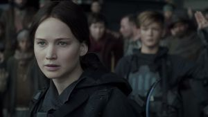 Hunger Games und Jennifer Lawrence