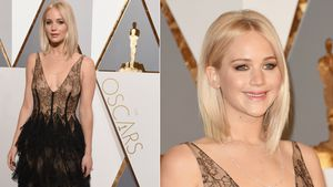 Jennifer Lawrence bei der 88. Oscar-Verleihung in Hollywood