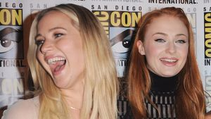 Jennifer Lawrence und Sophie Turner