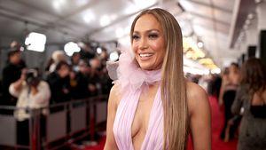 Jennifer Lopez 2017 bei den Grammys