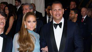 Jennifer Lopez und Alex Rodriguez bei der MET-Gala