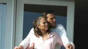 Total verknallt! Hier packt Ben Affleck J.Lo an ihren XL-Po