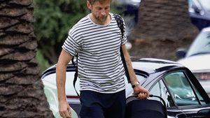 Nach Geburt seiner Tochter: Jenson Button beim Familientrip
