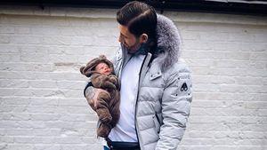 Jeremy McConnell teilt zuckersüßes Foto mit seiner Tochter