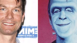 Jerry O'Connell mutiert zu Herman Munster