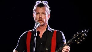 1. Tweet nach Terror: Eagles of Death Metal trauern um Opfer