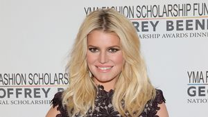 Wow! Jessica Simpson flasht Fans in heißem Throwback-Outfit