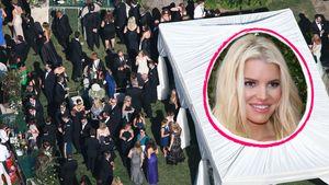 Frisch vermählt: So war Jessica Simpsons Hochzeit