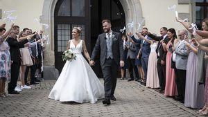"""So gut passt es bei """"Hochzeit auf ersten Blick""""-Jessi & Marc"""