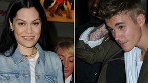 Süße Geste: Jessie J unterstützt Justin Bieber
