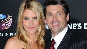 Jillian und Patrick Dempsey in Los Angeles