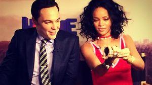 Huch: Sind Jim Parsons und Rihanna jetzt BFFs?