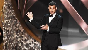 Jimmy Kimmel bei den Emmy Awards 2016