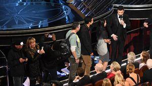 Jimmy Kimmel mit Reisegruppe bei den Oscars 2017