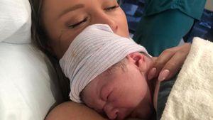 Da ist sie: Reality-Star Joanna Krupa zeigt ihre Tochter!