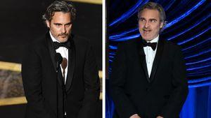 Oscars 2021: Trug Joaquin Phoenix selben Anzug wie in 2020?