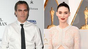 Joaquin Phoenix: Verliebt in Schauspielkollegin Rooney Mara?