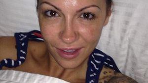 Extrem schön: Jodie Marsh ganz ohne Make-up