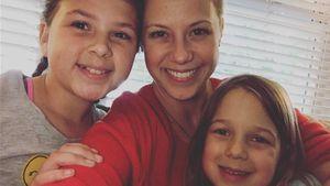 Jodie Sweetin mit ihren Töchtern