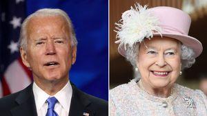 Vor der Amtsübernahme: Joe Biden erhält Brief von der Queen
