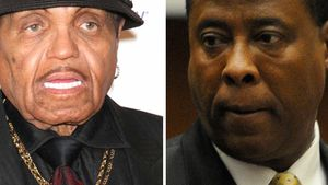 Joe Jackson und Dr. Conrad Murray