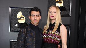 Hat Joe Jonas so etwa die Geburt seiner Tochter angekündigt?