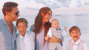 Stacey Solomon klärt auf: Sie und Joe haben nicht geheiratet