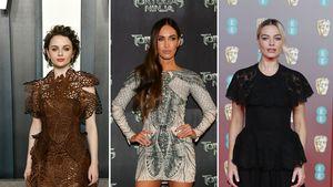 Diese Schauspielerinnen zogen sich am Set am häufigsten aus