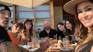 Nach Tod seiner Frau: John Travolta genießt Familienessen