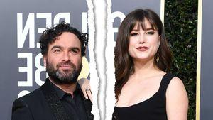 """Big Bang Theory""-Star Johnny Galecki und Freundin getrennt"