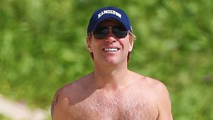 Heißer Xmas-Trip: So sexy ist Jon Bon Jovi heute