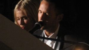 Natasha Bedingfield und Jonas Myrin