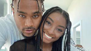 Kurz nach Trennung: Simone Biles stellt neuen Freund vor