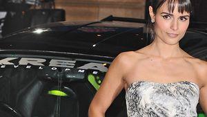 Jordana Brewster überlässt ihr Auto den Experten