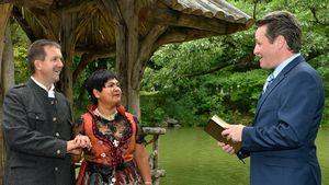 2. Hochzeit: BsF-Paar Josef & Narumol erneuern Ehe-Gelübde