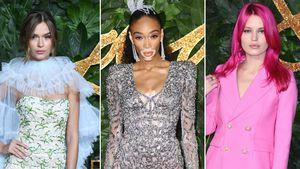 Federn & Tüll: Die skurrilsten British Fashion Award-Looks